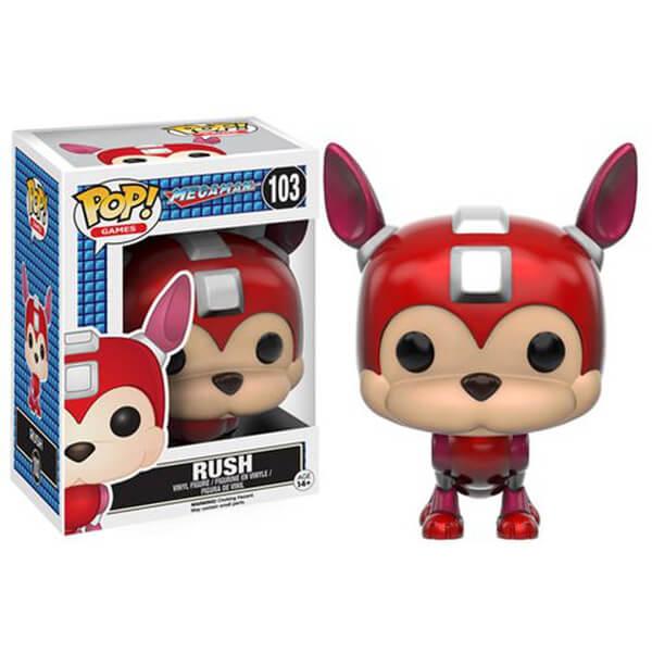 Figurine Funko Pop! Mega Man Rush