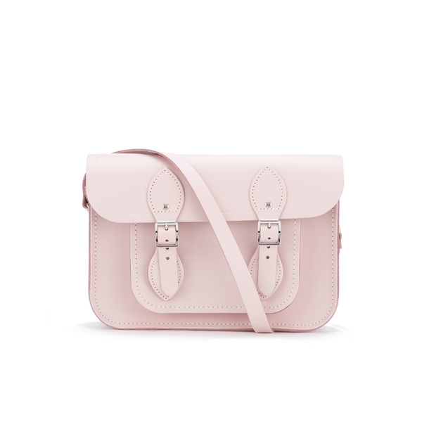 The Cambridge Satchel Company Women's 11 Inch Magnetic Satchel - Dusky Rose