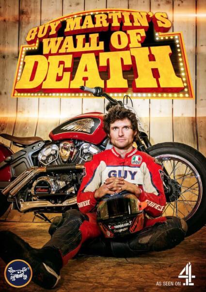 Guy Martin: Wall of Death