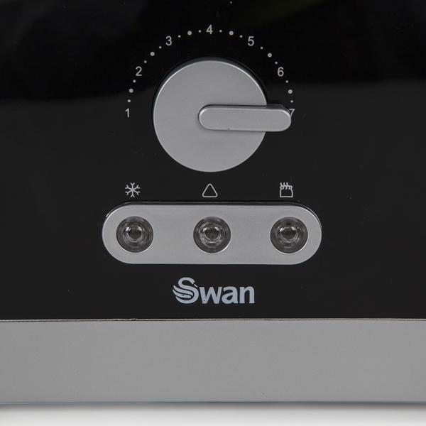 Swan St10090blkn 4 Slice Longslot Toaster Black Iwoot