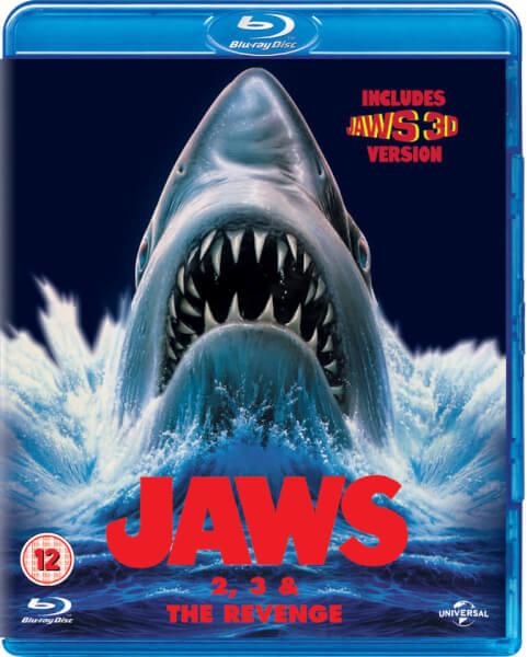 Jaws 2/Jaws 3/Jaws: The Revenge Boxset