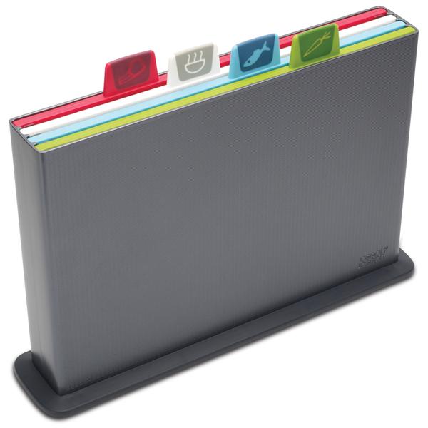 Joseph Joseph Index Large Chopping Board - Graphite
