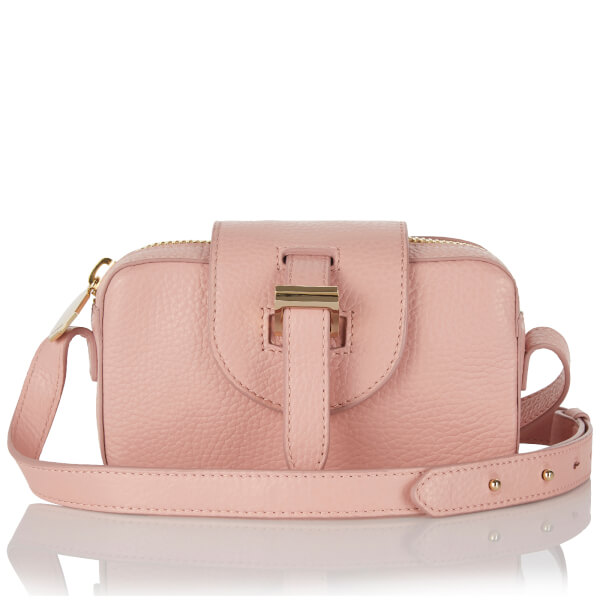 meli melo Women's Micro Box Cross Body Bag - Orchid