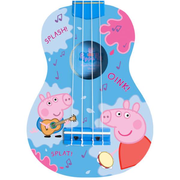 Peppa Pig Fun To Learn Ukulele Toys Zavvi