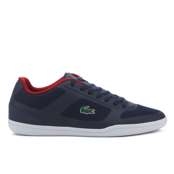 Lacoste Men's Court-Minimal Sport 316 1 Trainers - Navy