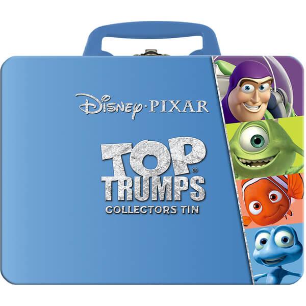Top Trumps Collectors Tin - Pixar