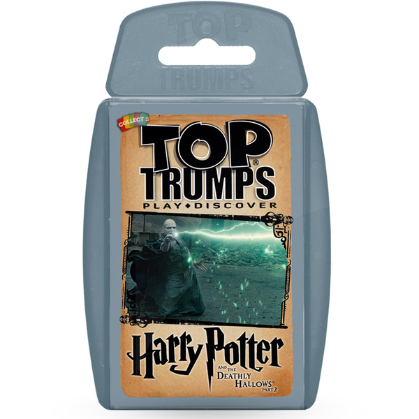 Top Trumps Specials - Harry Potter and the Deathly Hallows: Part 2
