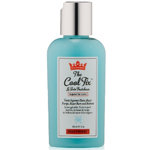 Shaveworks The Cool Fix Targeted Gel Lotion 60ml