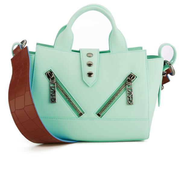 KENZO Women's Kalifornia Mini Tote Bag - Mint