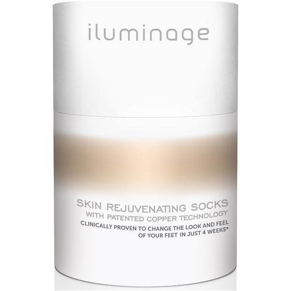 IluminageChaussettes anti-vieillissement de la peauTaille S/M