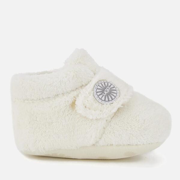 UGG Babies' Bixbee Pre-Walker Boots - Vanilla