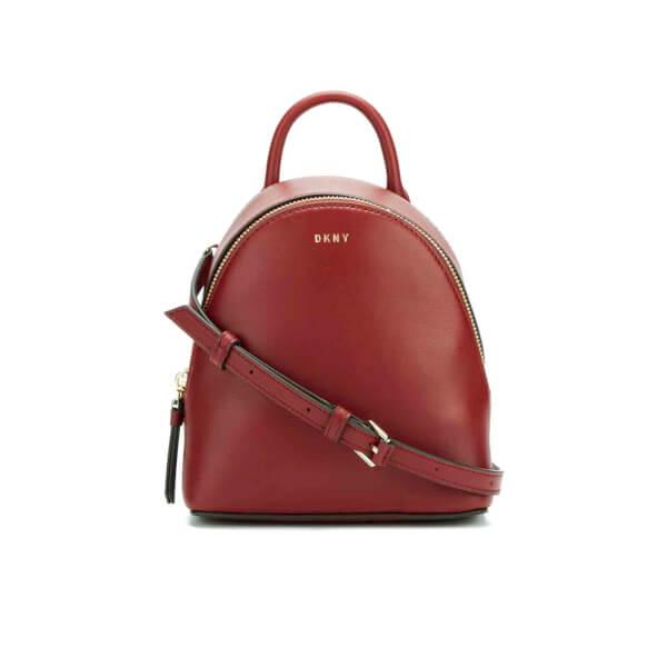 DKNY Women's Greenwich Mini Backpack - Scarlet