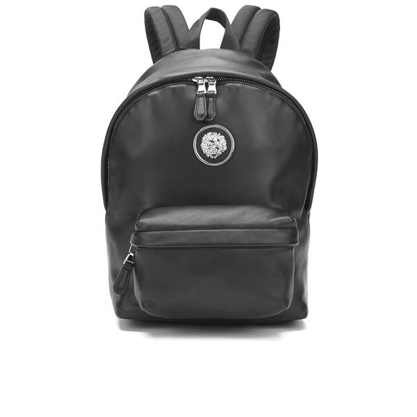 Versus Versace Women's Backpack - Black/Nickel