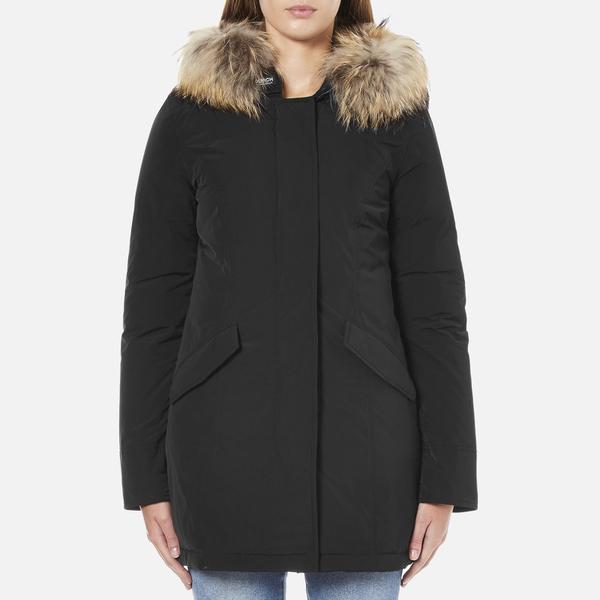 Woolrich Women's Luxury Arctic Parka - Black