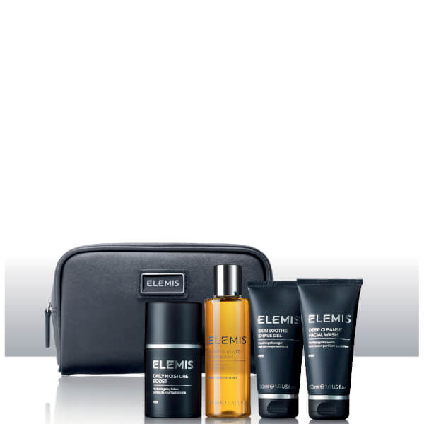 Elemis Men's Grooming Collection (Worth $56.28)