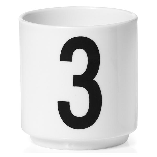 Design Letters Espresso Cup - 3