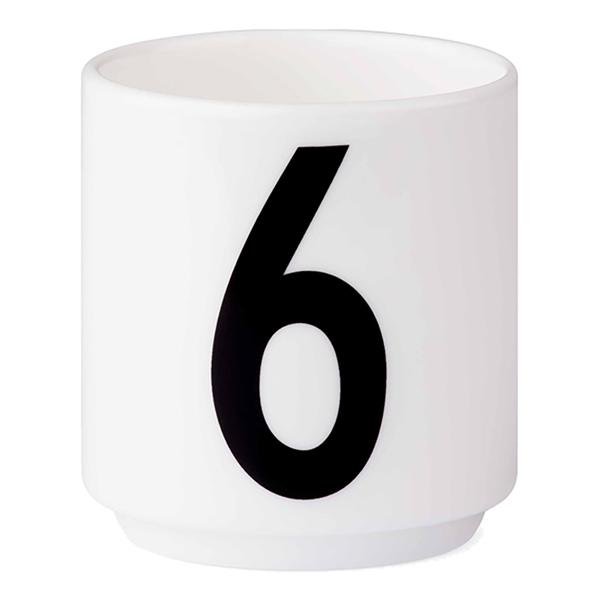 Design Letters Espresso Cup - 6