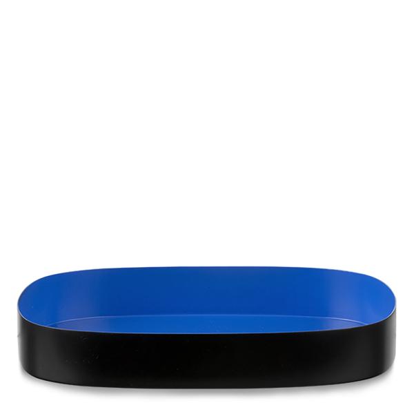 Design Letters Medium Tray - Blue
