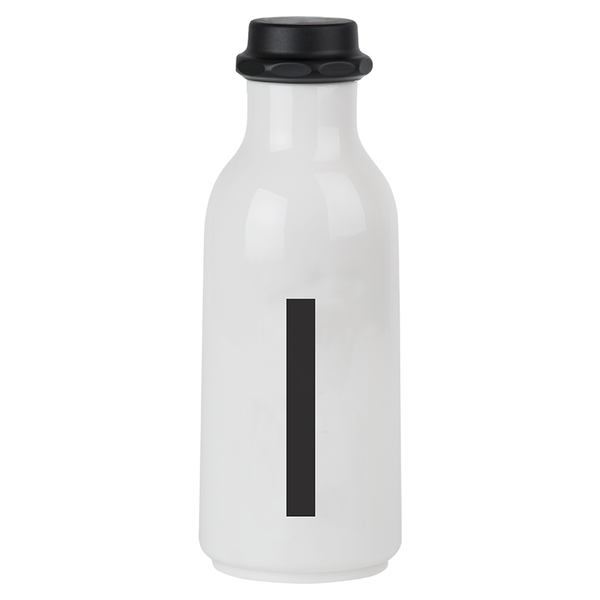Design Letters Water Bottle - I