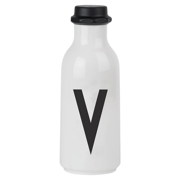 Design Letters Water Bottle - V