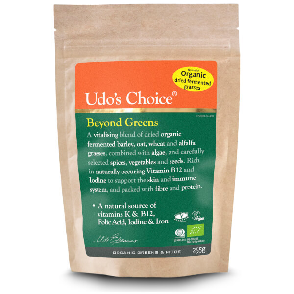 Udo's Choice Organic Beyond Greens - 255g