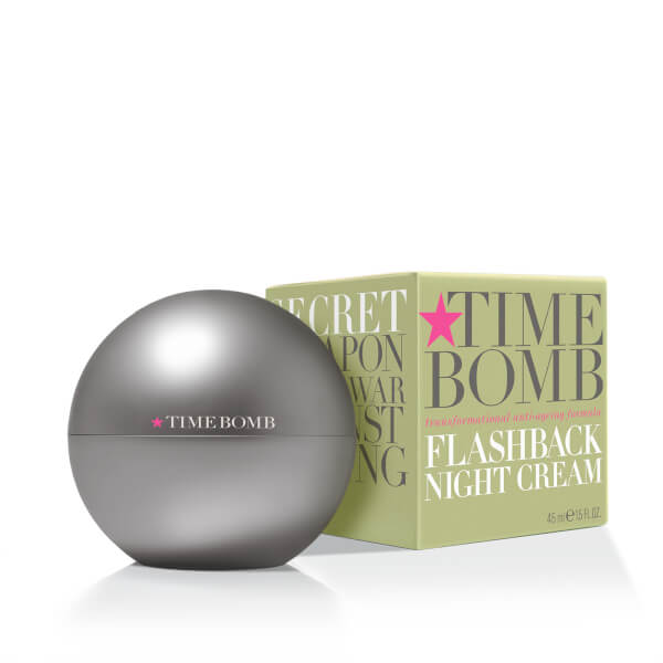Time Bomb Flashback Night Cream 45ml