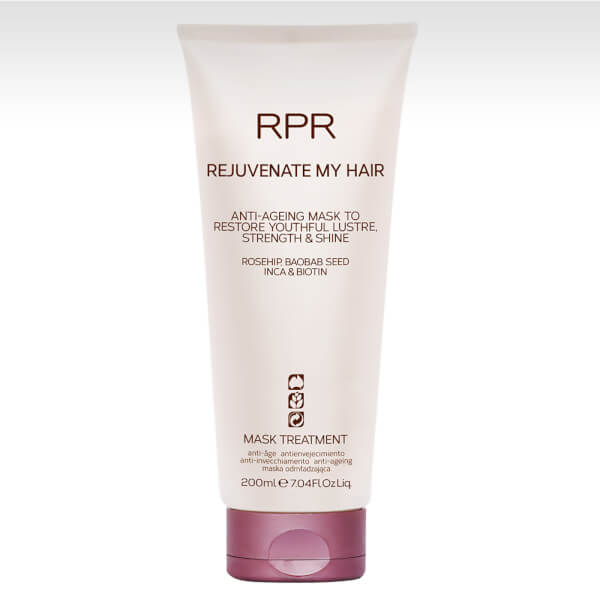 RPR Rejuvenate My Hair Anti-Aging Treatment 200ml