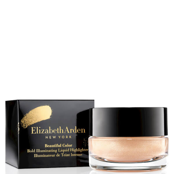 Elizabeth Arden Beautiful Color Bold Illuminating Liquid Highlighter (Limited Edition) –Champagne
