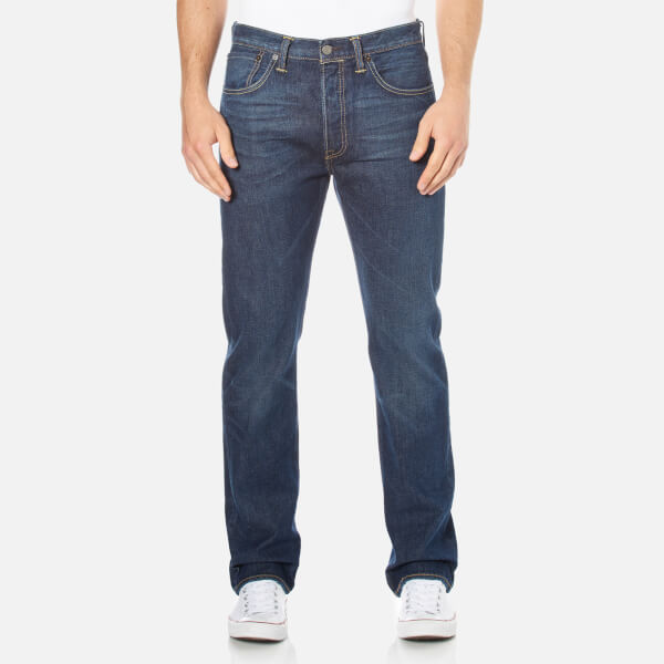 Levi's Men's 501 Original Fit Jeans - Chip