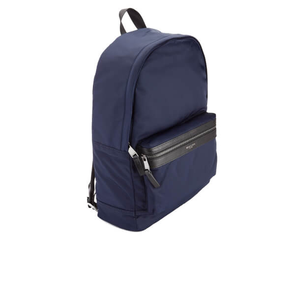 ad9238b0bd94 Michael Kors Men s Kent Backpack - Indigo  Image 3