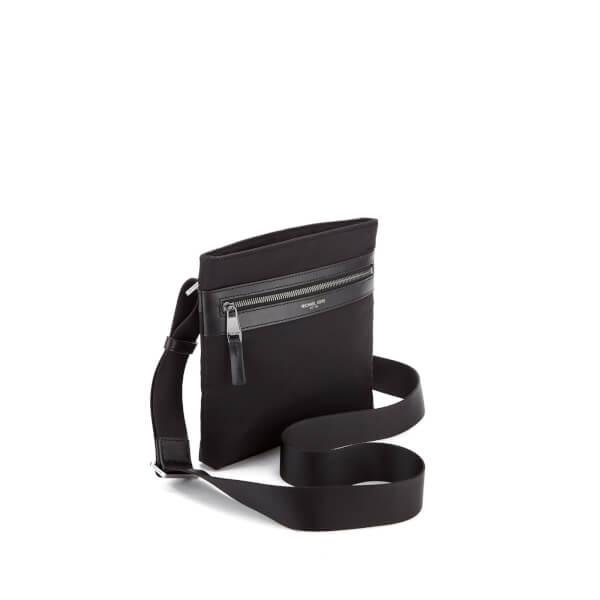 b7f5ead4bccd Michael Kors Men s Kent Cross Body Bag - Black  Image 3