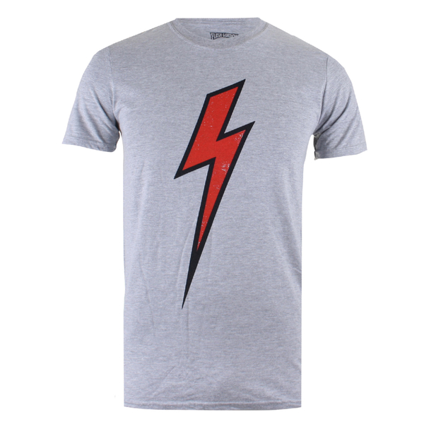 Flash Gordon Men's Flash T-Shirt - Grey Marl -