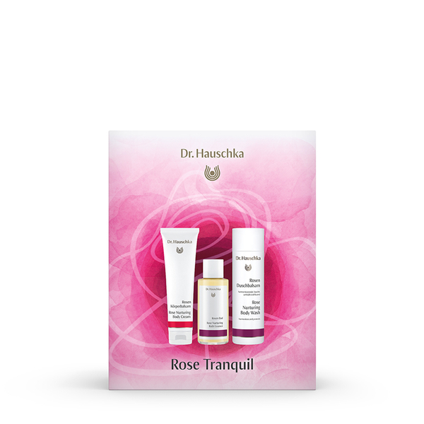 Dr. Hauschka Rose Tranquil Set (Worth $64.35)