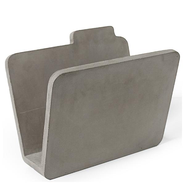 Lyon Beton Concrete Magazine Rack