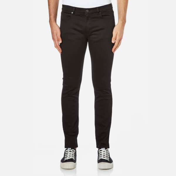 HUGO Men's Hugo 734 Slim Jeans - Black