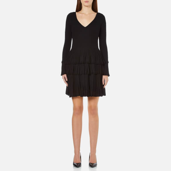 Diane von Furstenberg Women's Sharlynn Dress - Black