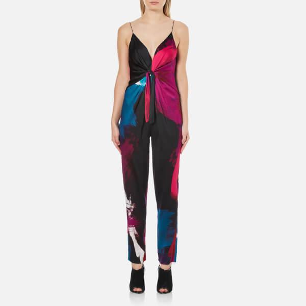 Diane von Furstenberg Women's Rylen Jumpsuit - Virtuoso