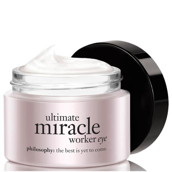 philosophy Ultimate Miracle Worker Eye Moisturiser SPF15 15ml