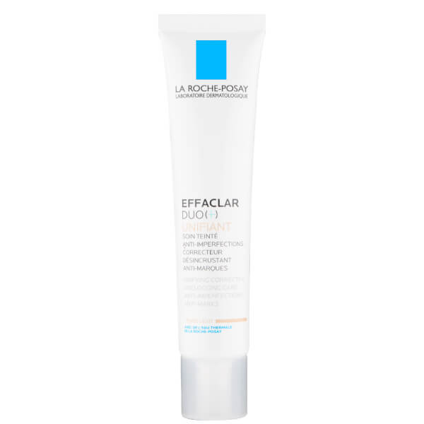 la roche posay effaclar duo unifiant moisturiser 40ml light free shipping lookfantastic. Black Bedroom Furniture Sets. Home Design Ideas