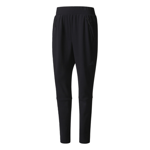 adidas Women's ZNE Tapered Training Pants - Black