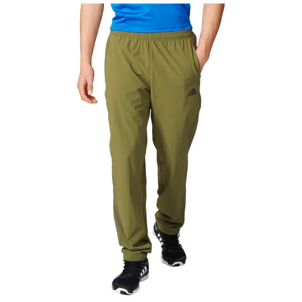 adidas Men's Cool 365 Training Pants - Green