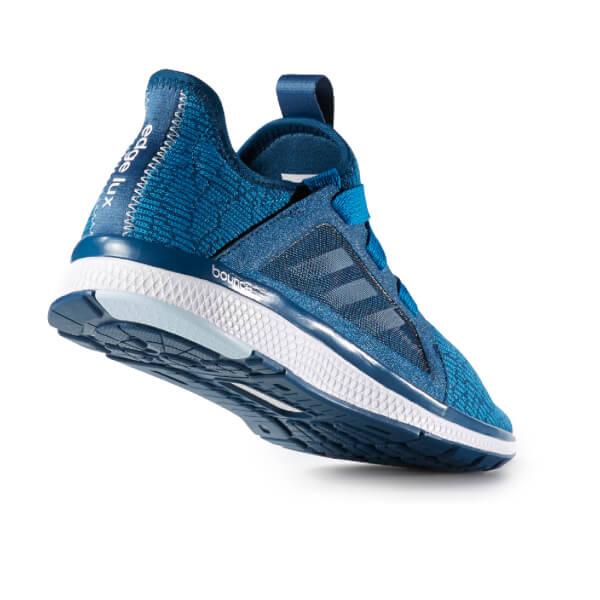 adidas frauen rand lux laufschuhe blau sport & freizeit