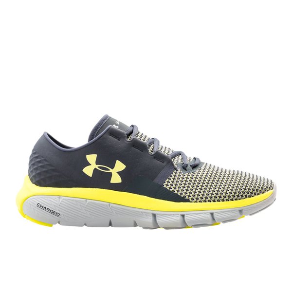 Under Armour Men S Sdform Fortis 2 Running Shoes Stealth Grey Overcast