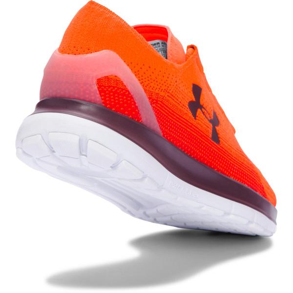 Under Armour Men S Speedform Slingride Fade Running Shoes Magma Orange