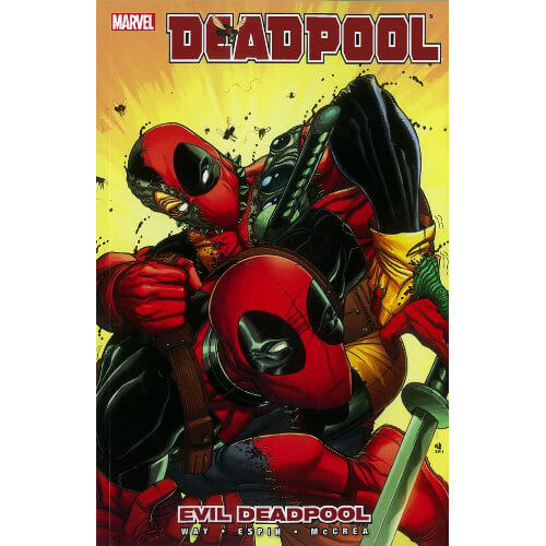 Marvel Deadpool: Evil Deadpool - Volume 10 Graphic Novel