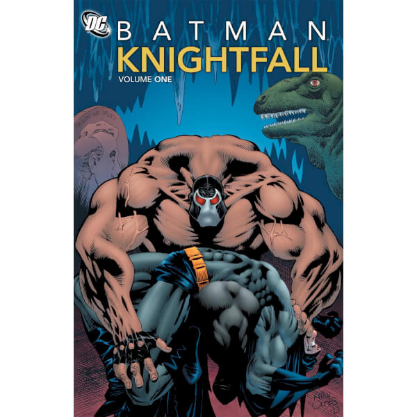 Batman: Knightfall - Volume 1 Graphic Novel (New Edition)