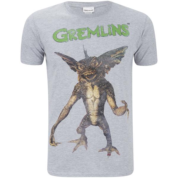 Camiseta Gremlins - Hombre - Gris