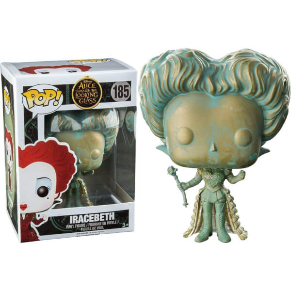 Alice Through the Looking Glass Iracebeth (Patina) Limited Edition Pop! Vinyl Figure
