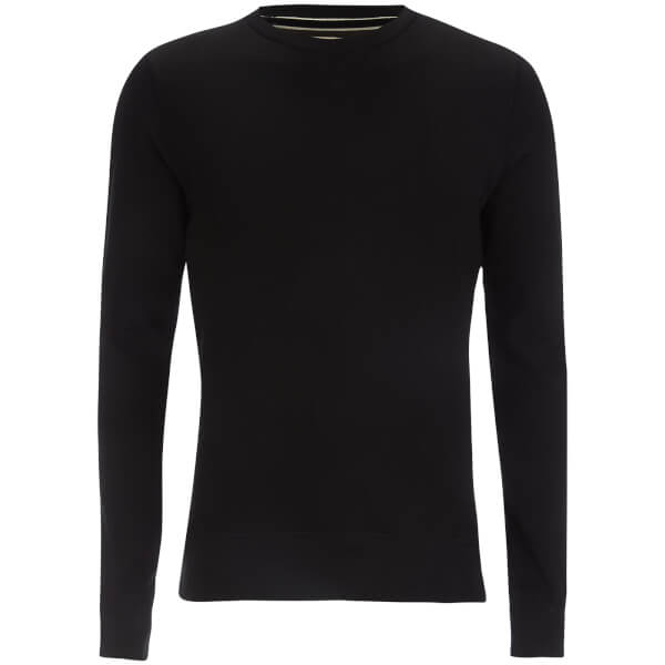 Brave Soul Men's Jones Sweatshirt - Black