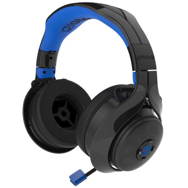 Gioteck FL400 Wireless RF Stereo Headset With Removable Bluetooth Speakers (PS4/Xbox One/PC